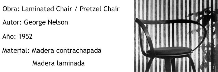 pretzel chair silla pretzel