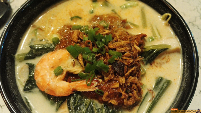 Sedapnya Curry Mee Oldtown White Coffee