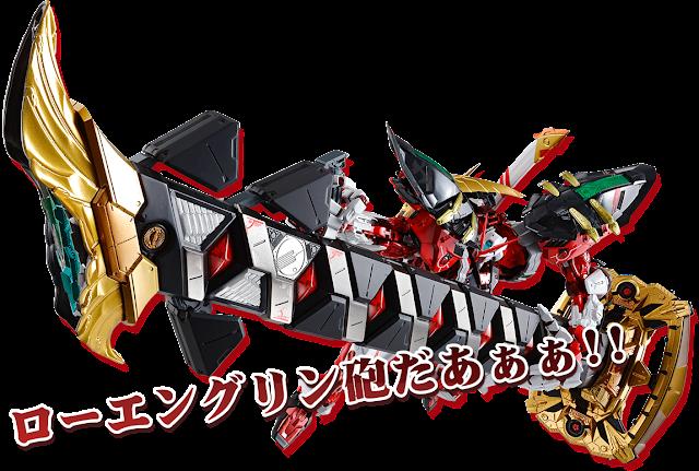 METAL BUILD 1/100 Gundam Astray Red Frame Powered Red & 150 Gerbera - Release Info