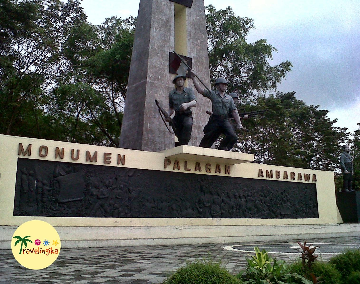 Monumen Palagan Ambarawa Flashback Ke Masa Perang Catatan Traveling Ika Miranti
