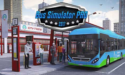 Bus Simulator PRO 2017 Mod Apk