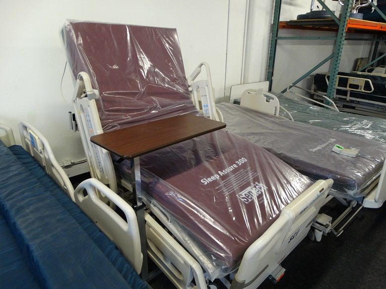Hospital Beds Blog Refurbished Used Hospital Bed Models And Choices Hill Rom Stryker Beds