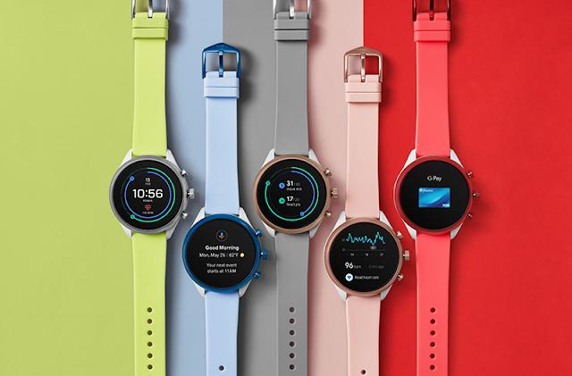 Smartwatch Fossil Sport