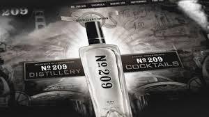 No 209 Gin
