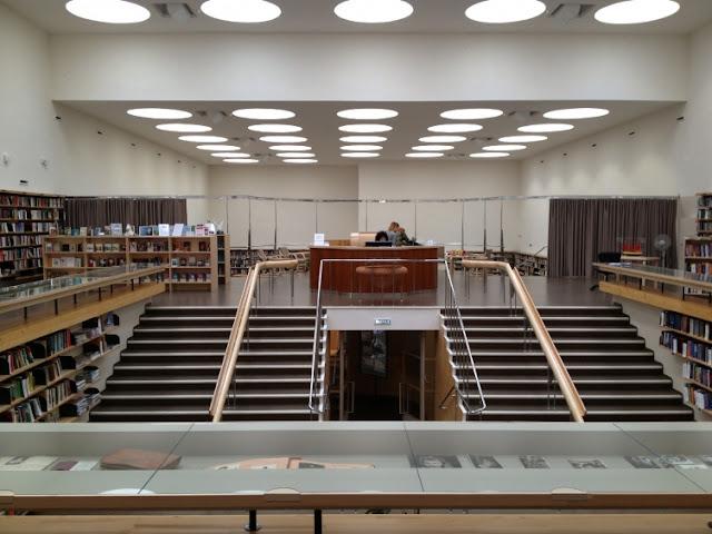 Library of Alvar Aalto in Vyborg