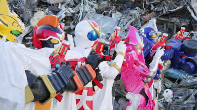 Kikai Sentai Zenkaiger Episode 06