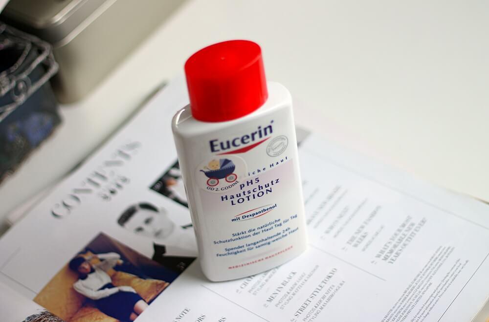 eucerin ph5 mlijeko za tijelo recenzija