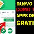 Como tener apps de paga gratis