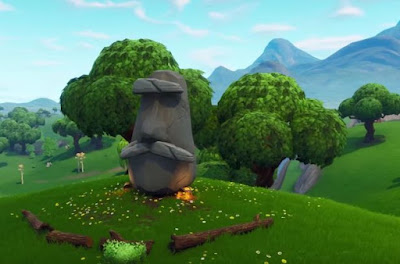 Stone Heads, Fortnite, Season 5, Week 6