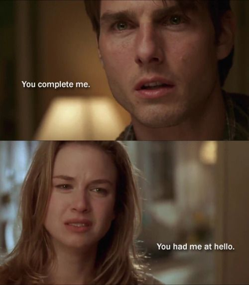 Jerry Maguire Movie Quotes: The Fit Rebel Blog