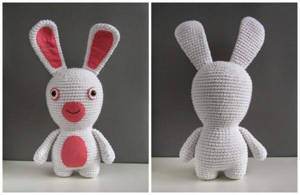 Tutoriel Lapin de printemps 🌸🐰 - Cat's Créa Crochet | 390x600