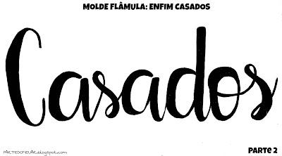 ENFIM CASADOS