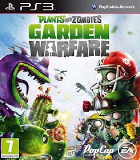 PLANTS VS ZOMBIES GARDEN WARFARE PS3 TORRENT