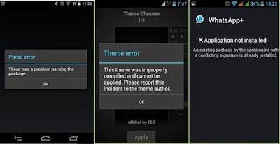 6 Penyebab dan Solusi Mengatasi Tidak Bisa Memasang APK di Android