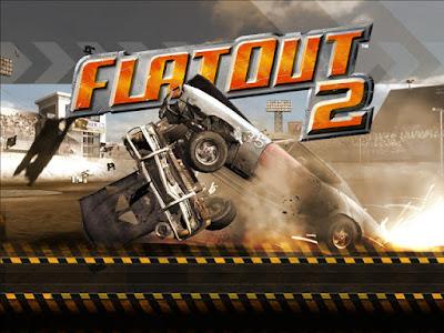تحميل لعبة FlatOut 2