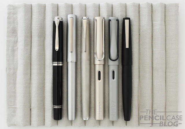 Lamy Lx fountain pen review