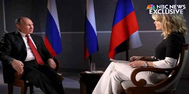 Πικρές αλήθειες για τις ΗΠΑ από τον Πούτιν που δεν προβλήθηκαν ποτέ!