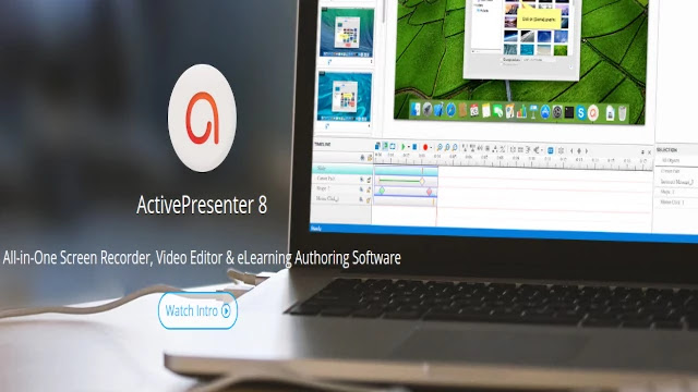 Active-presenter-screen-recorder