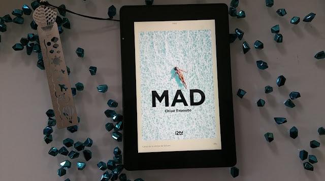 mad chloé esposito avis chronique happybook happymanda livres addict