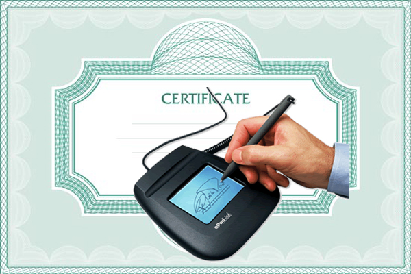 Whit is Digital Signatures and Its Certificates