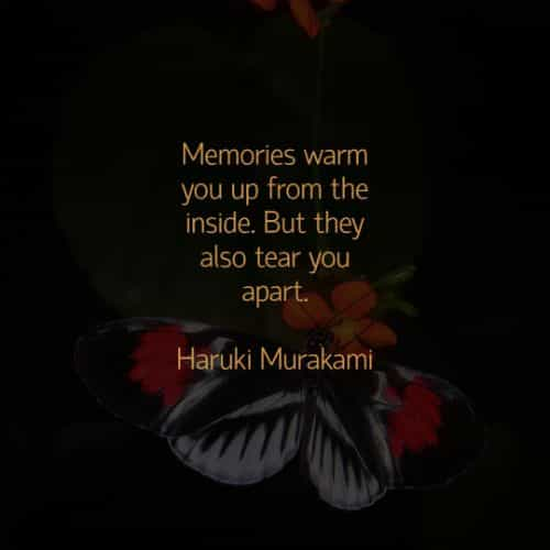 60 Memories quotes and inspirational memory sayings