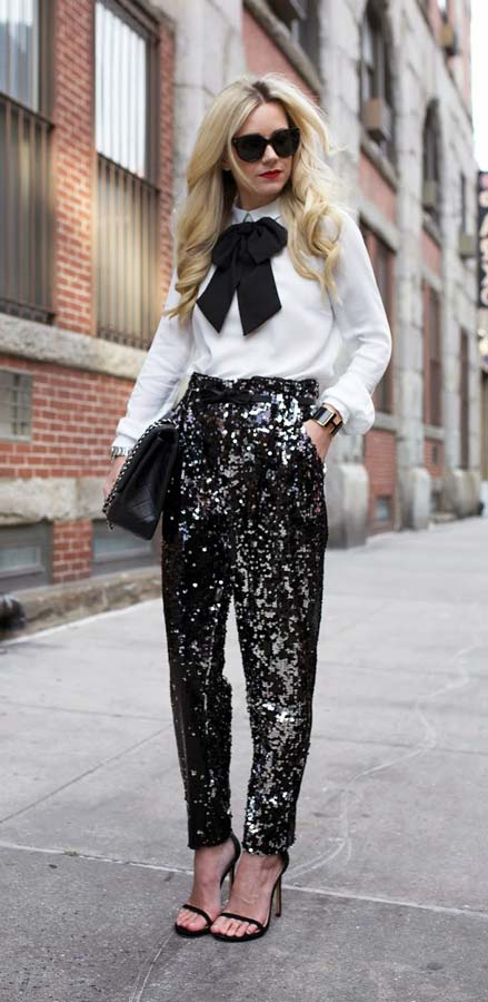 What's Trending Hot On The Fashion Radar? [Part IV: Sequin Alert!]