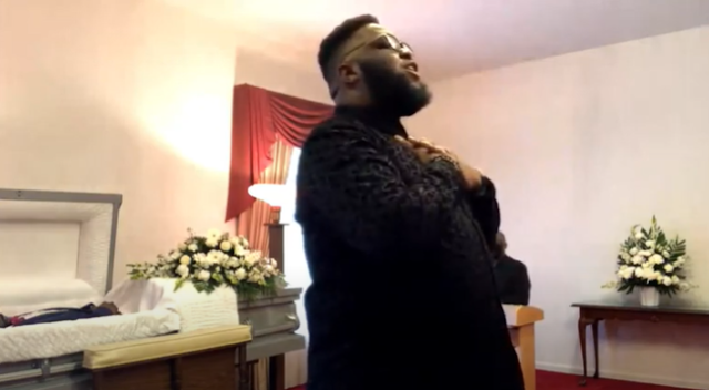 Tears flow as music producer, Dokta Frabz, is laid to rest in the US (pictures)