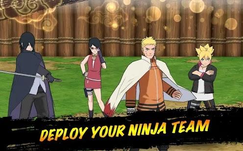 NARUTO X BORUTO NINJA VOLTAGE Apk Free on Android Game Download