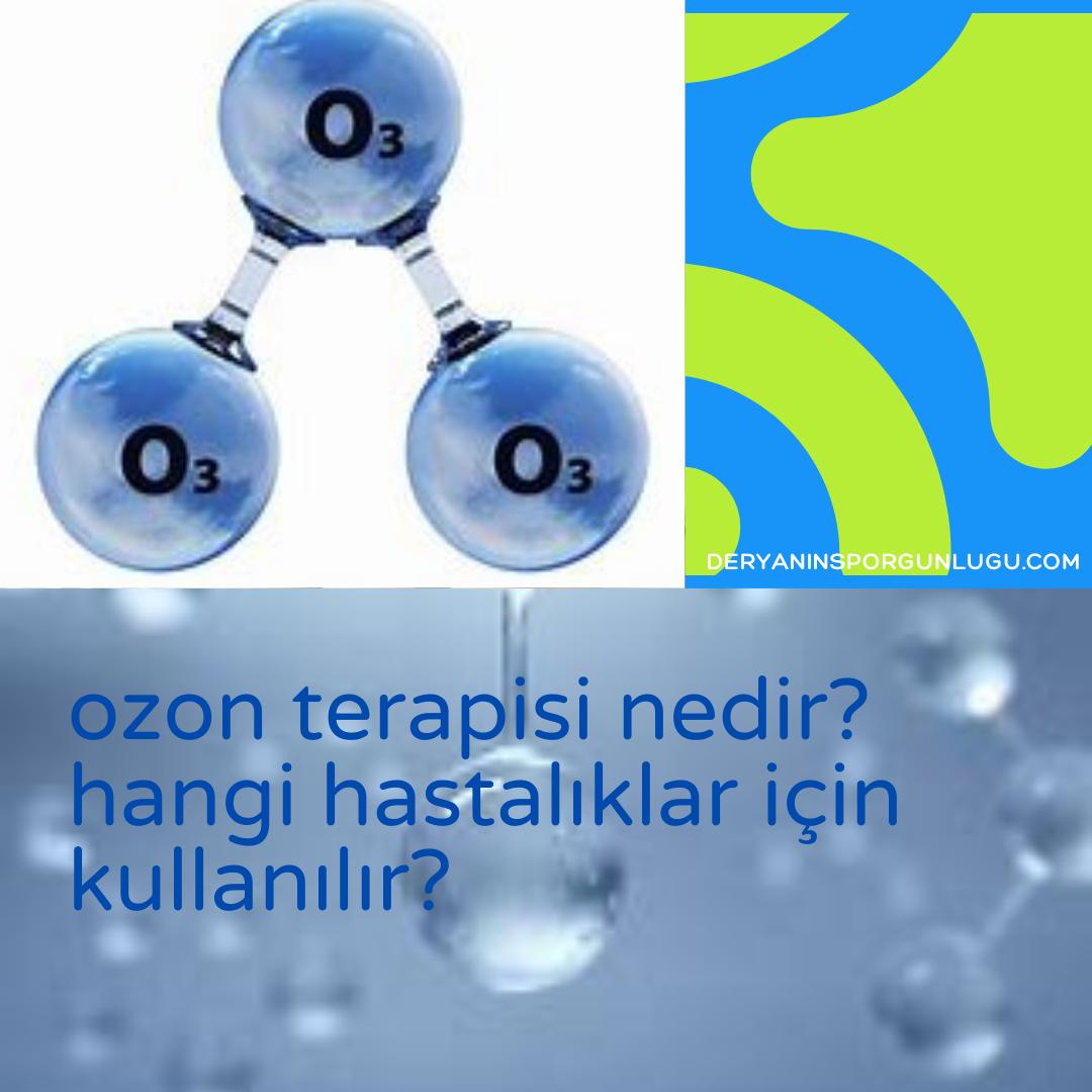 ozon-terapisi