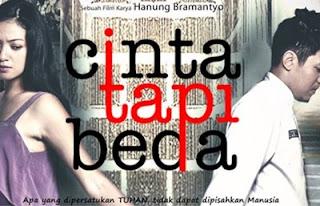 OST (Original Soundtrack) Film Cinta Tapi Beda Terbaru