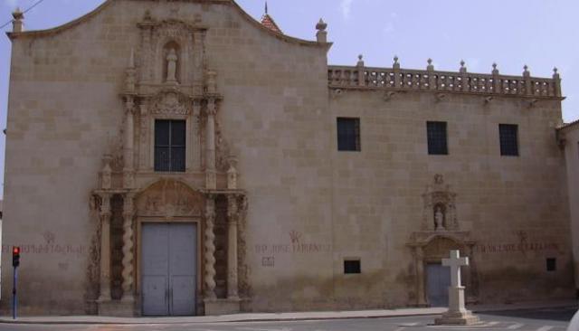 Contagiadas 9 de las 11 monjas de clausura de la Santa Faz de Alicante