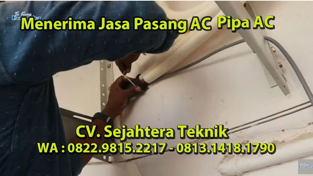 Jasa Cuci AC Daerah Bugel - Tangerang
