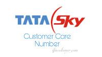 Tata Sky Customer Care helpline Mobile Number