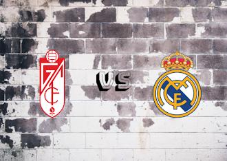 Granada vs Real Madrid  Resumen y Partido Completo