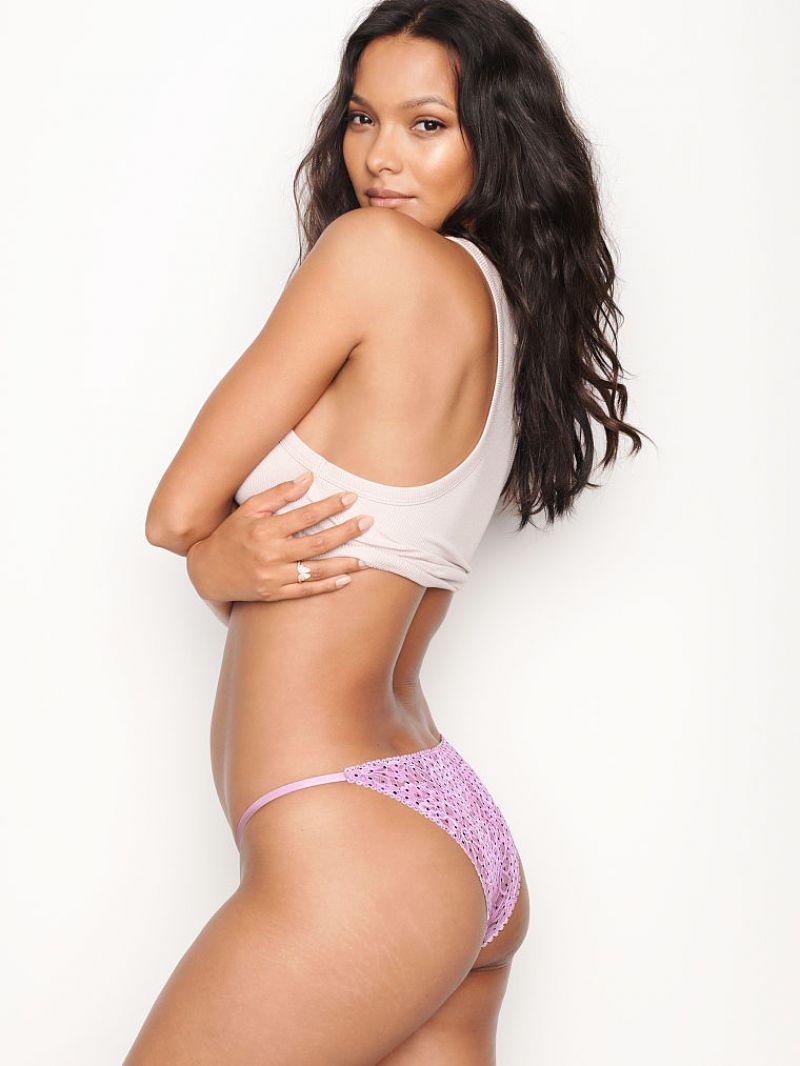 Lais Ribeiro Clicked for Victoria's Secret -  August 2020