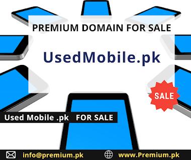 UsedMobile.pk FOR SALE