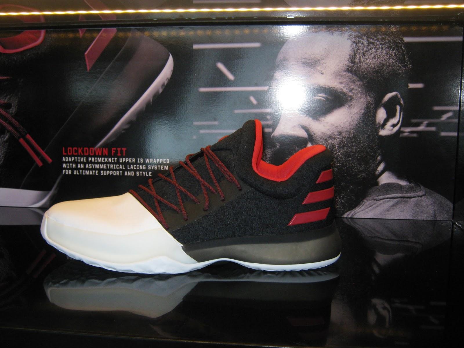 Harden Vol. 1 shoes launched at Titan Conrad