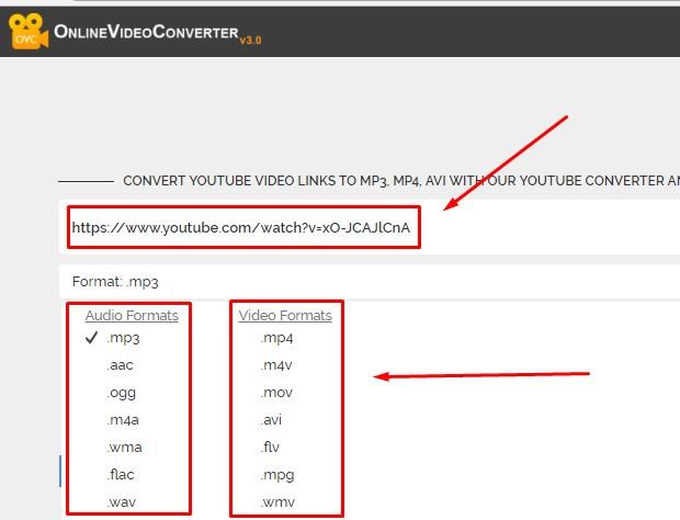 OnlineVideoConverter Untuk  Download Video Youtube 2019