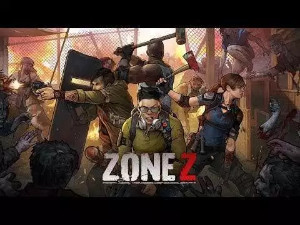 Download ZONE Z Apk Mod Attack Speed for android