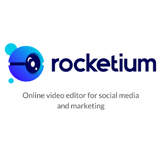 Rocketium online video editor for marketing and social media