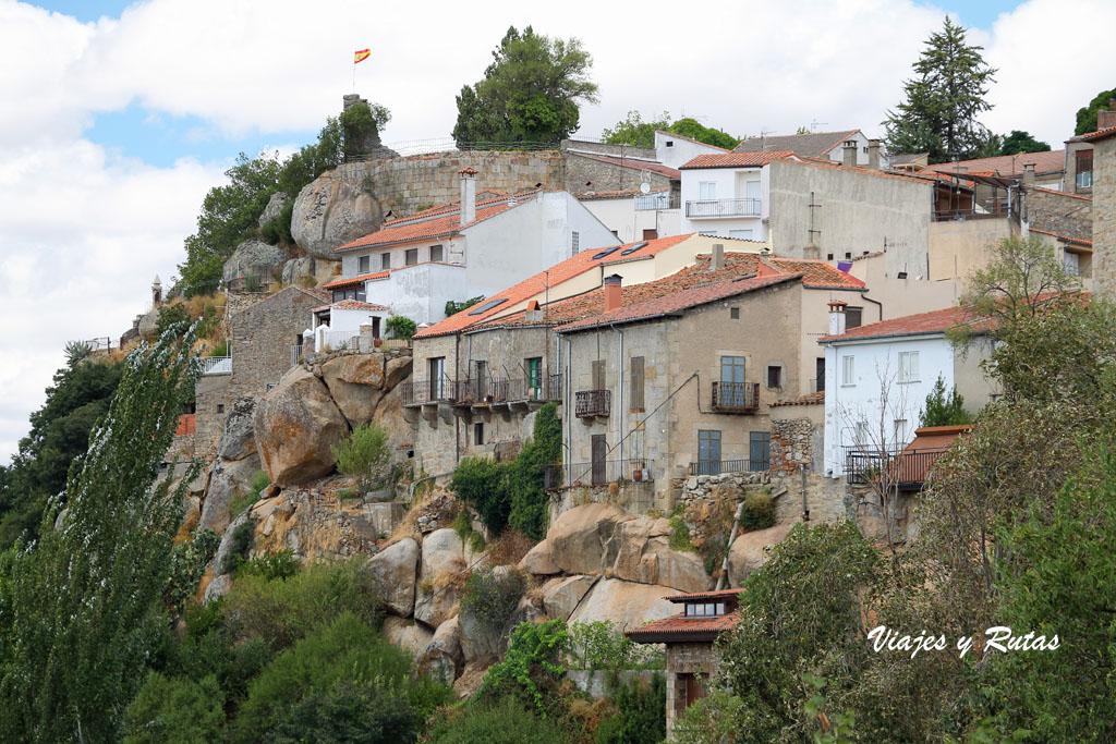 Casas colgadas de Fermoselle