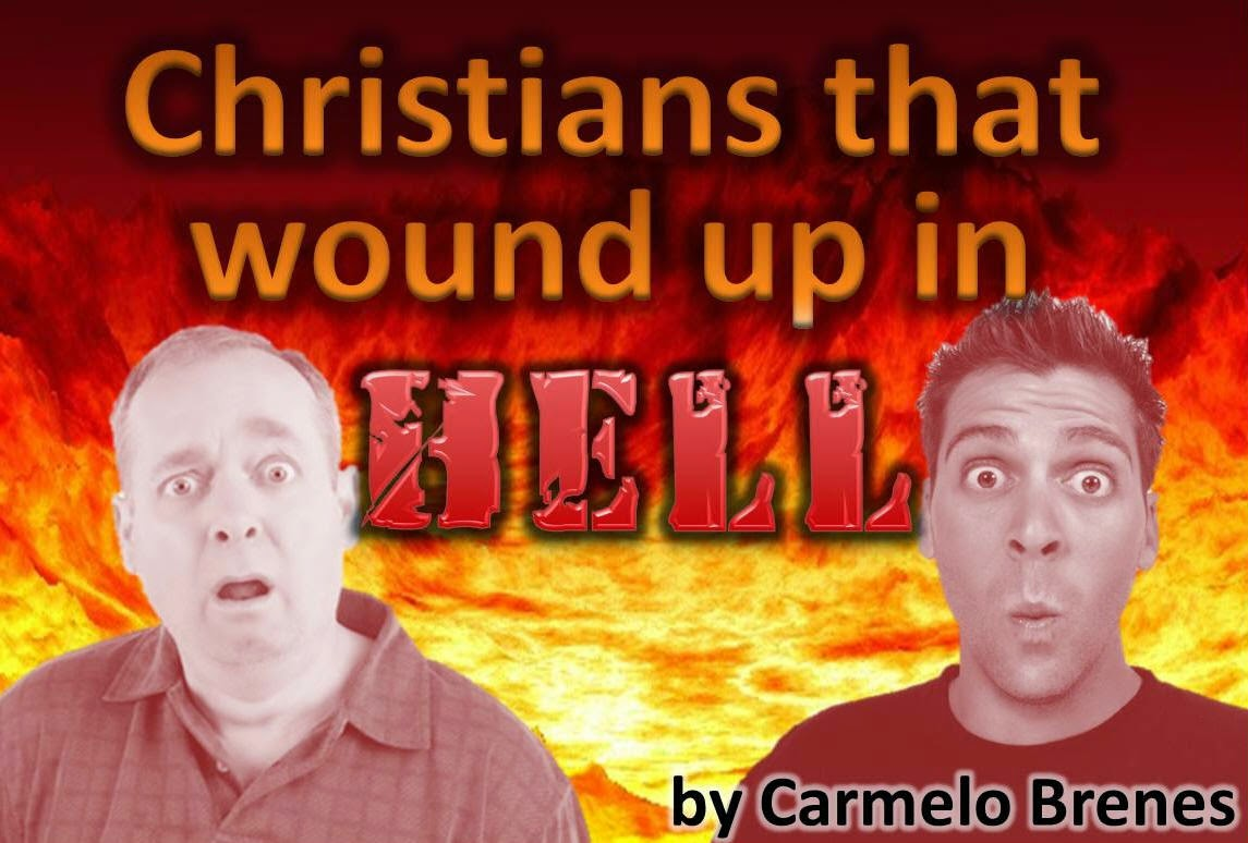 Christians That End Up In Hell