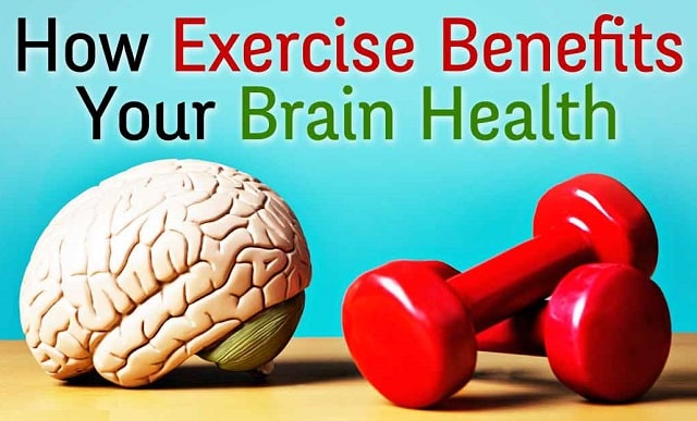 benefits of exercise brain health mind workout