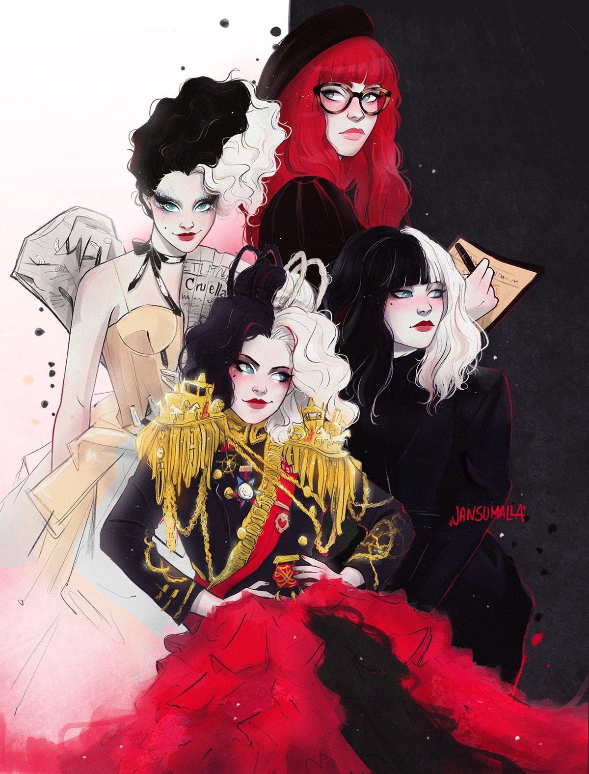 Cruella by Jansumalla