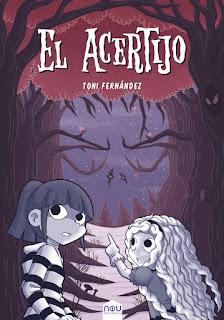 """Reedición de """"El acertijo"""" de Toni Fernández, el cómic de los retos mentales."""