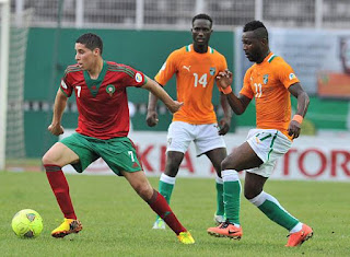 Morocco qualify for the World Cup Russia 2018 after a 2-0 away win at Cote d'Ivoire