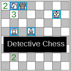 Detective Chess Game