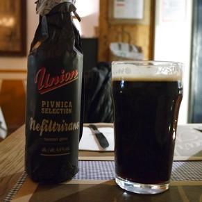 slovénie spécialités culinaires bière non filtrée