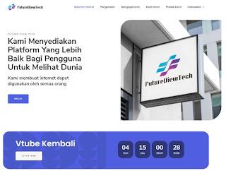 Situs Website Terbaru Yang Resmi  vtube fvtech id