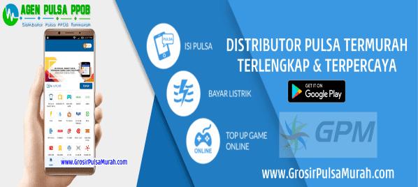 grosirpulsamurah.com Perusahaan Distributor Pulsa Termurah, Terlengkap dan Terpercaya